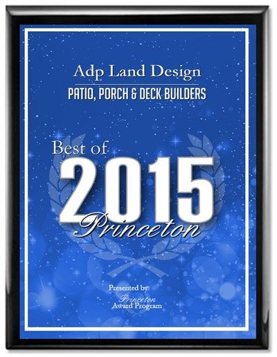 ADP Land Design Best of Princeton Award